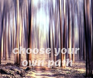 choose, quote, and decission image