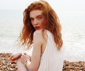 eyes, ginger, and redhair image