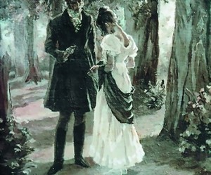 art, pushkin, and onegin image