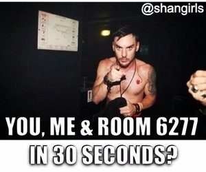 funny, music, and shannon leto image