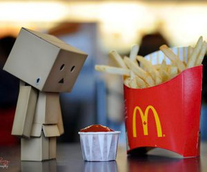McDonalds and cute image