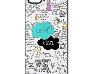 okay, iphone case, and the fault in our stars image