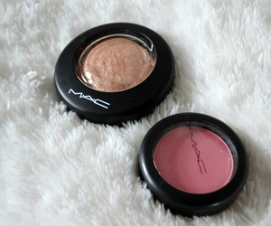 blush, highlight, and mac image
