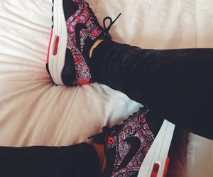 air max, shoes, and fashion image