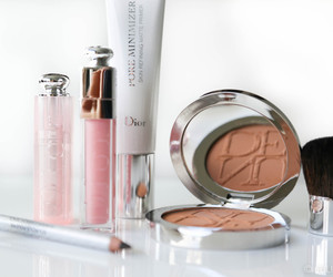 makeup, dior, and beauty image