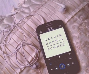 calvin, music, and summer image
