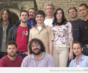 LOTR, lord of the rings, and orlando bloom image