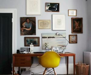 interior, home, and interior design image