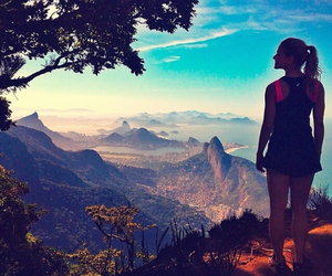 brazil, fit, and fitness image