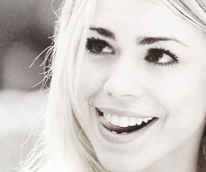 billie piper, doctor who, and rose tyler image