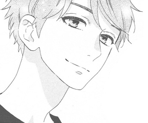 hirunaka no ryuusei, anime, and manga image