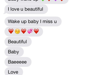 boyfriends, cute, and wake up messages image