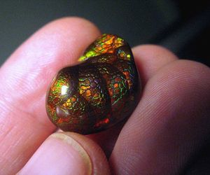 fire agate image