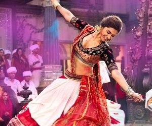 deepika padukone, bollywood, and dance image