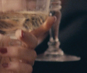 alcohol, champagne, and drink image