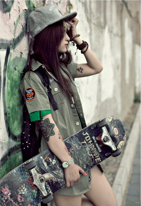 25 images about skater world on We Heart It | See more about skate, skateboard and summer