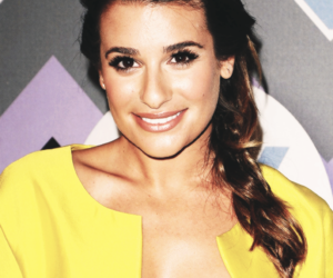 ah, lea michele, and flawless image