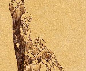 kuroshitsuji, claude, and alois image