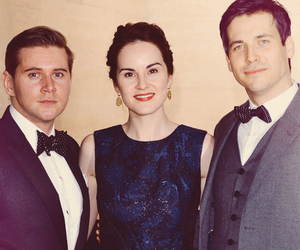 fashion, rob james collier, and downton abbey image
