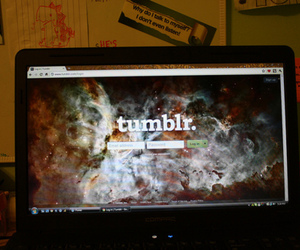 tumblr and notebook image