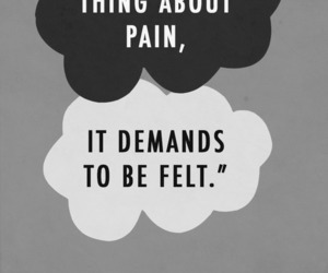 pain and fault is in our stars image