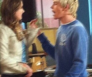 ross lynch, laura marano, and cute image