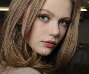 model, frida gustavsson, and hair image