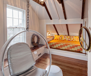 attic and bedroom image