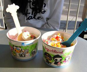 ice cream, tokidoki, and delicious image