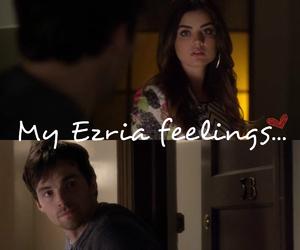 couple, ezra, and season 5 image
