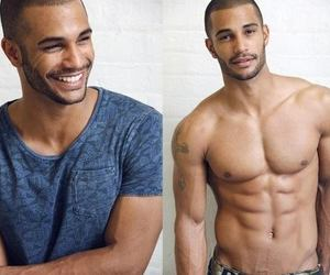 Hot, guy, and smile image