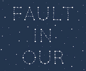 the fault in our stars, tfios, and stars image