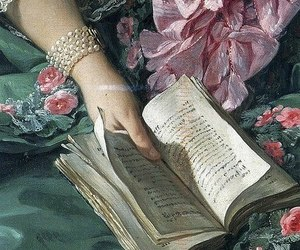 art, book, and painting image