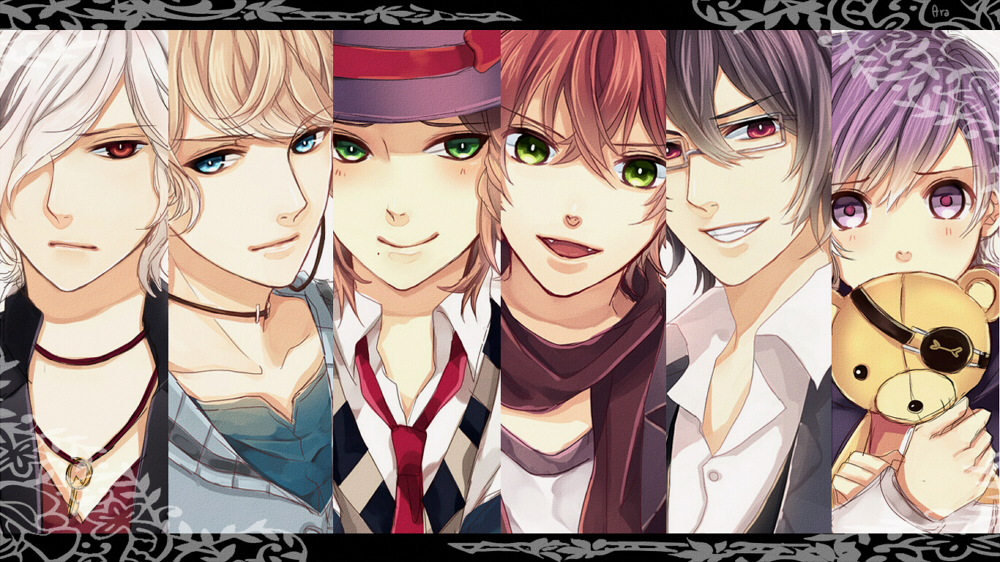 Image About Anime In Diabolik Lovers By Andreea