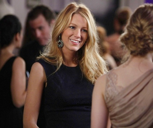 gossip girl, beautiful, and blake lively image