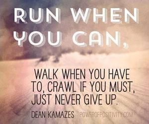 crawl, life, and never give up image