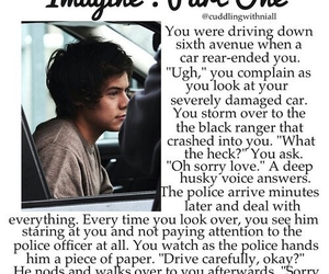 imagine, Harry Styles, and one direction image