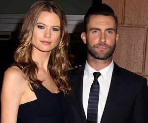 Behati Prinsloo, couple, and fashion image
