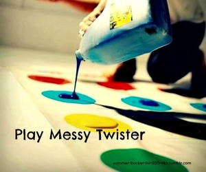 game, messy, and play image