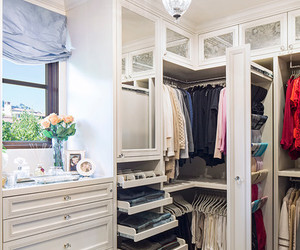 closet, clothes, and cute image