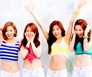 yura, girls day, and minah image