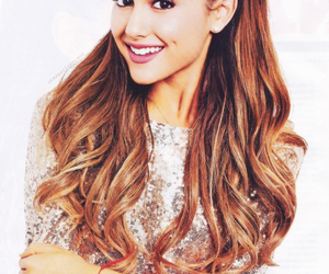 ariana grande, ariana, and smile image