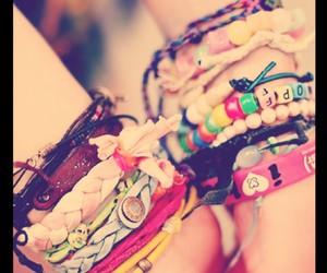 bracelets and fashion image