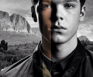 the giver and asher image