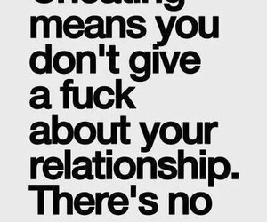 cheating, quotes, and Relationship image