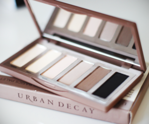 matte, pallet, and urban decay image