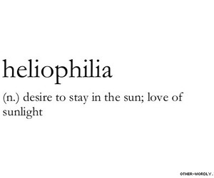 sun, quote, and sunlight image