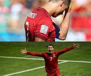 cristiano ronaldo, portugal, and world cup image
