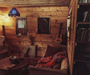 guitar, hipster, and home image