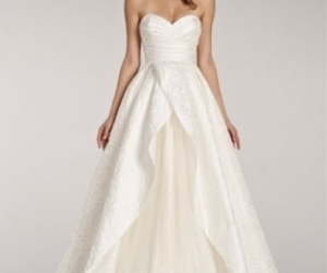 blush, bridal gown, and 1401 image
